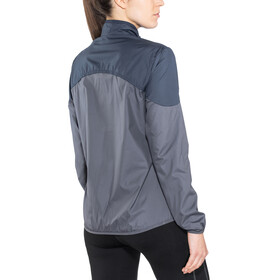 Odlo Core Light Jacket Women odyssey gray-diving navy